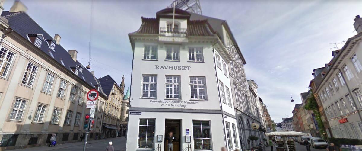 The Copenhagen Amber Museum