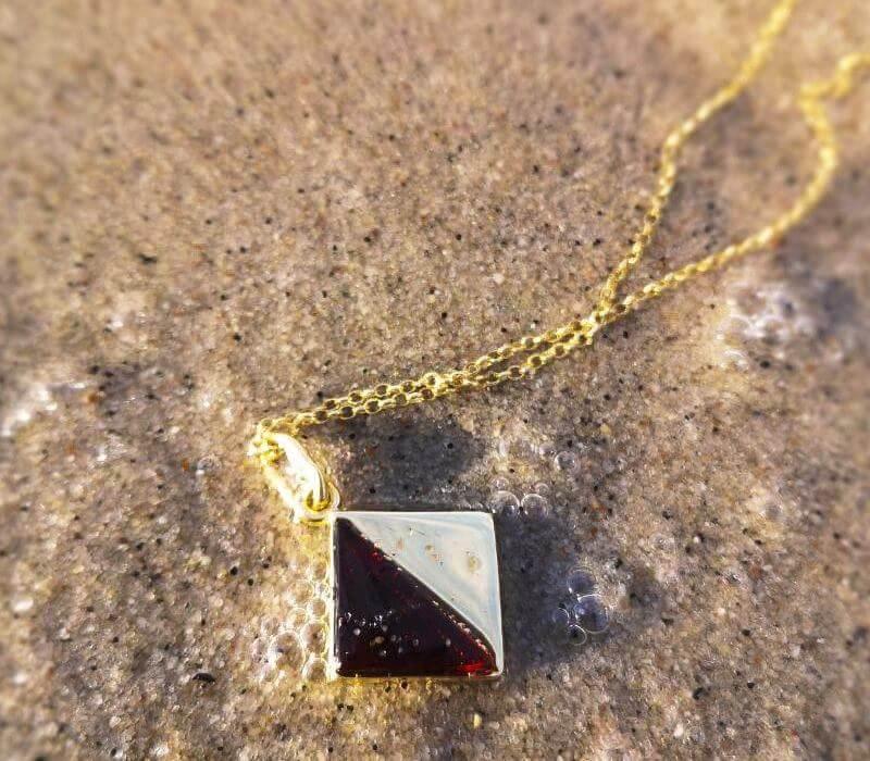 Gentarus-naszyjnik-necklace-amber