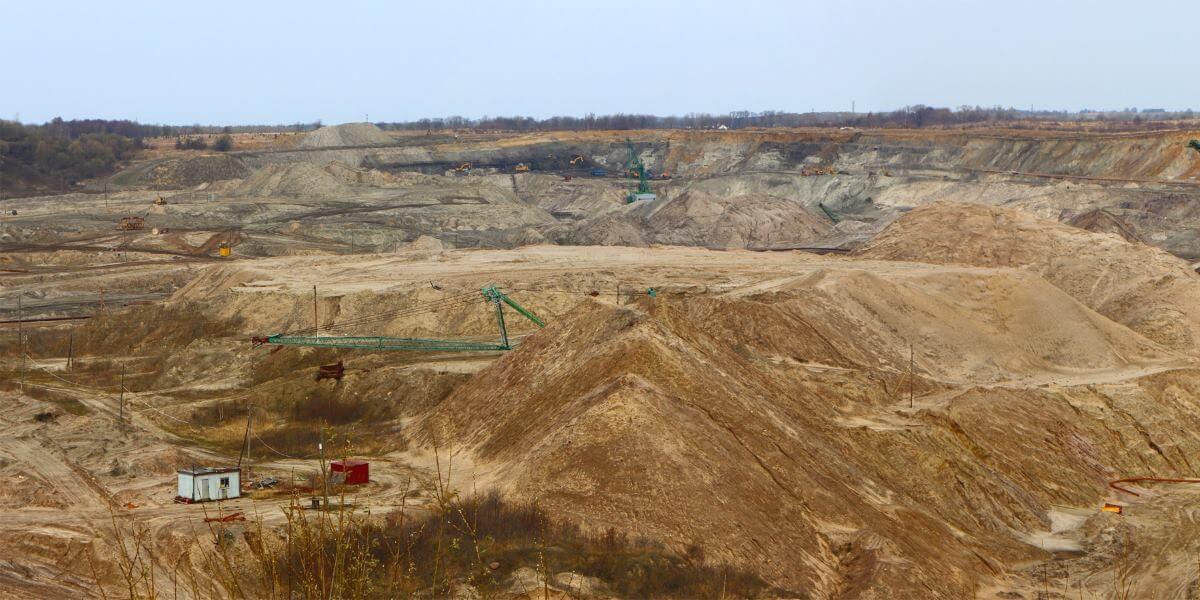 Gdzie w Polsce znajduje się bursztyn, kopalnie bursztynu!