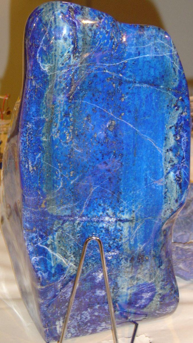 Lapis lazuli – znaczenie, właściwości