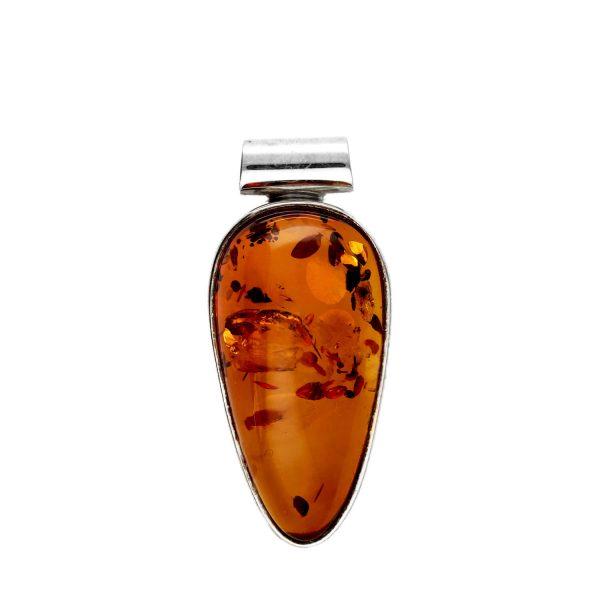 Cognac Amber Pendant A1A01