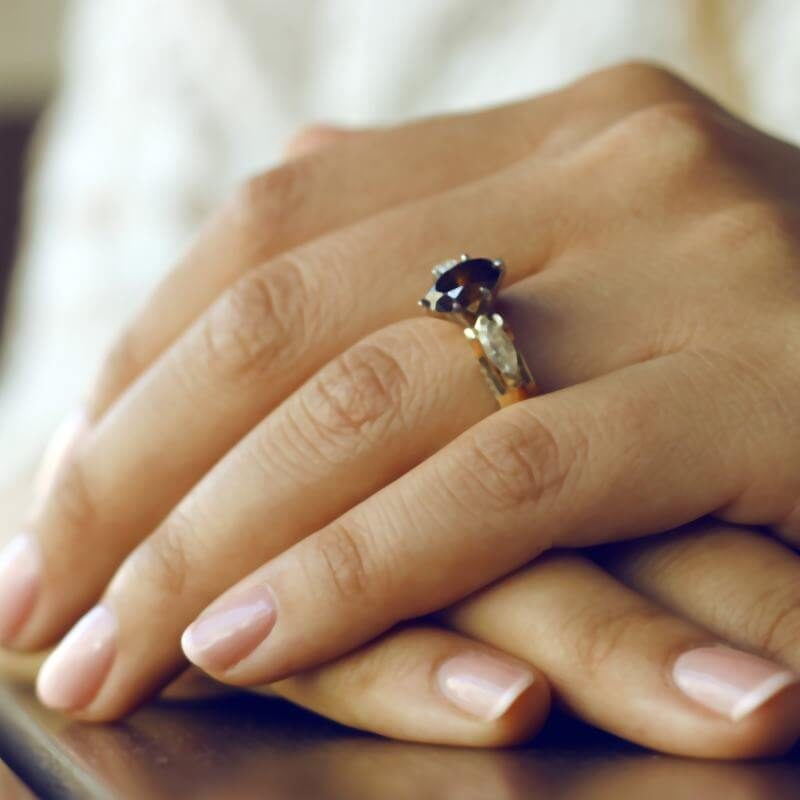 Engagement Ring – how to wear it?