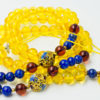 Honey amber necklace A2A105