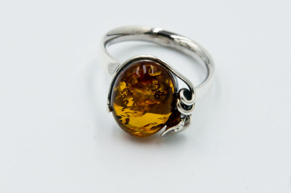 Honey Amber Ring A1A137