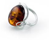 rings amber
